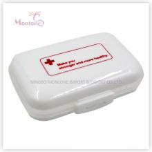 6 Grids Pill Box, Plastic Pill Box