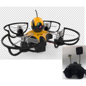 90mm Racing Drone con 5.8G FPV Gafas