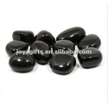 High Polished Gemstone natural pebble stone paver