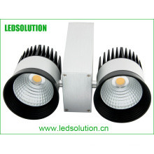 Remote Driver Dimmable High Power LED Track Licht 38W Gehäuse (LS-GD-038-0185)