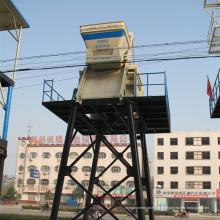 Máquina do misturador concreto de Js1000 (40-50m3 / h) com elevador