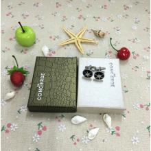 Paper tie clip gift box