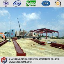 Estructura de acero Construcción para Peb Warehouse Shed
