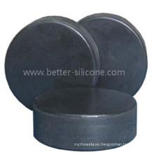 Bola popular del hielo del silicón del logotipo de