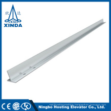 All T Type Elevator Tools 16mm Guide Rail for Elevator