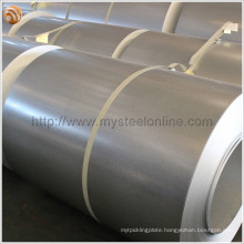 Zinc Coated Steel 0.5mm Thickness with Good Mechanical Property