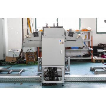 Decoiler der Washer Drum Blanking Line