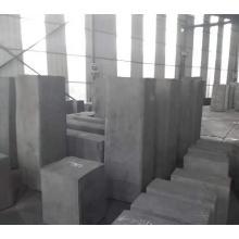 Produits de graphite de carbone Bloc de graphite dans différentes industries
