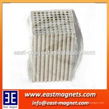 Ndfeb Magnet für den täglichen Gebrauch im Büro / Neodym kleiner Magnet für elektronische Steuerung Tür und Fensterausrüstung