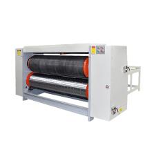 Carton box semi-auto rotary die cutting machine package machine