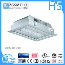 Überdachungs-Tankstelle-Tankstelle-Licht SMD LED 50W LED