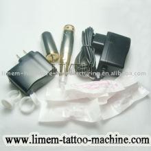 Batería de la máquina de maquillaje, cargador de batería
