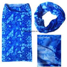OEM Produce Customized Polyester Multifunctional Seamless Buff Headband Bandana
