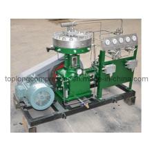 Oil Free Oxygen Helium Nitrogen Argon Diaphragm Compressor Booster (Gl2-30/5-250)