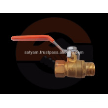 Brass Male Female Ball Valve
