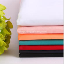 Plain Dyed Polyester Microfiber  Solid Color Fabric