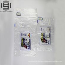 Custom printed bread food packaging bags