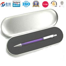 Oil Drum Shaped Custom Design Pen Holder for Promotion
