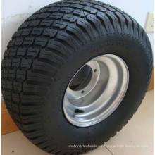 Alta calidad césped Tubeless rueda 16X6.50-8
