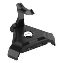 ORICO 4 Port USB2.0 Cable Management - Black (LH4-U2)
