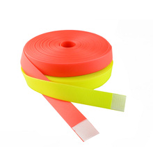 Pet Rubber Coated Webbing Strap For dog Collar