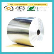 Gold Hydrophilic Aluminum foil