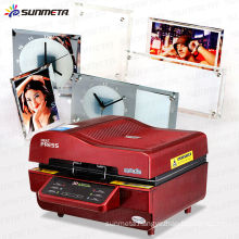 3D sublimation machine with CE and patent certificate multifunctional