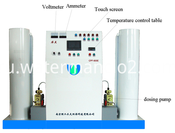 High Quality Chlorine Dioxide Generation System
