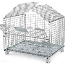 Metal Storage Wire Mesh Container