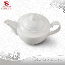 porcelain China tea pots coffee kettles for restaurant use