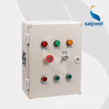 Saip Saipwell Outdoor Project Enclosure Industrial de haute qualité OEM ODM Custom China Boîte de commande électrique étanche