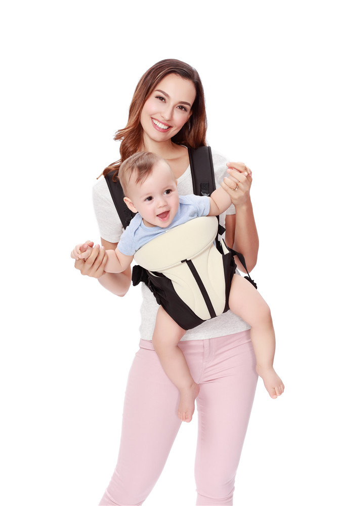Ergonomic Multifunctional Baby Carrier For Newborn