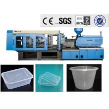 Máquina de fabricación de envases de comida de plástico