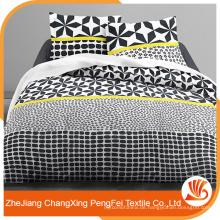 Spezielle Design bedruckte Polyester Bettwäsche Stoff Stoff für Europa