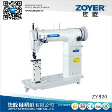 Zoyer Golden Wheel Double Needle Post-Bed Sewing Machine (ZY820)