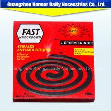 8 Burning-Time Rauchfrei Nicht-Rauch Rauchlos China Mosquito Coil