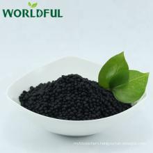 worldful bio-fertilizer 16-0-1shiny granule/ organic granule fertilizer