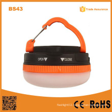 BS43 Plastic Camping Tent Hanging Lights Outdoor Fishing Lights