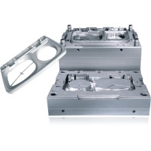 Washing machine plastic control panel injection mould