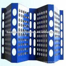 De alta calidad de pulverización electrostática pantalla de protección / malla de malla de alambre de polvo de viento con precio razonable en la tienda