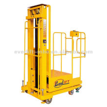 Semi-electric Aerial Order Picker electric order picker Battery Lifter