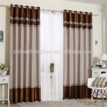 Organza wedding backdrop curtain/organza curtain fabrics