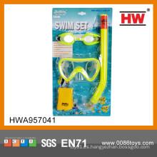 Máscara de natación de los niños de natación y snorkel para la natación de buceo Deportes al aire libre