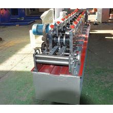 Machines de fabrication d'acier d'angle galvanisées légères de qualité personnalisée