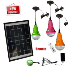 Patent product solar led lighting kit,indoor solar kit,solar smart lighting