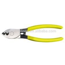 Alicate de corte elegante de qualidade superior do cabo do cortador