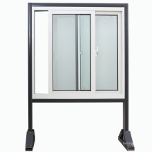 Latest Design Double Glazing Aluminum Sliding Window /Aluminium Windows (KW1012)