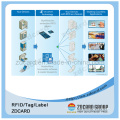 13.56MHz 4k RFID Inlay, Etiqueta RFID y Etiqueta