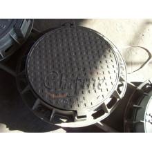 Ductile Iron En124 D400 Circular Drain Manhole Cover