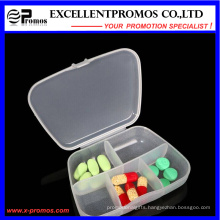 Hot Selling Five Unit Pillbox for Promotion (EP-016)